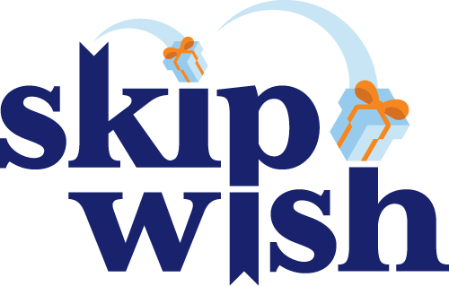 Skipwish logo